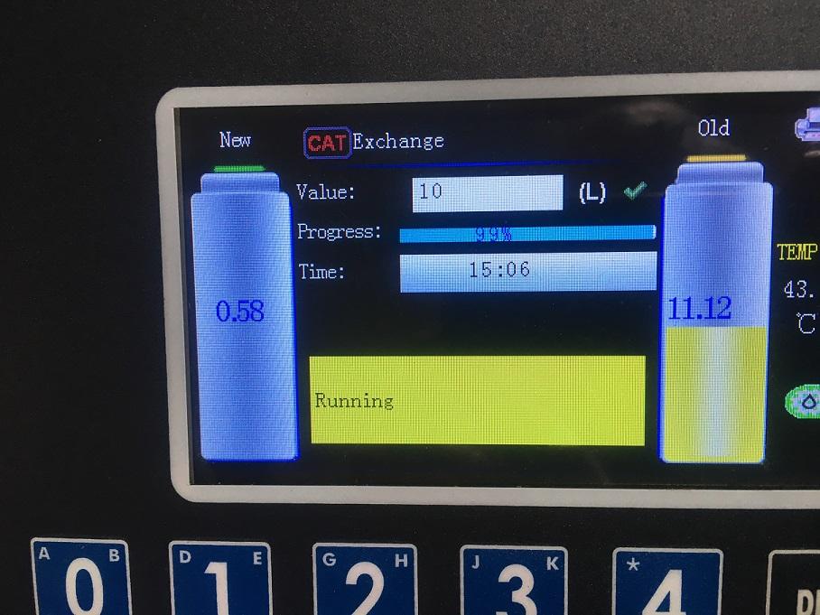 precíz gépi automata váltó olajcsere